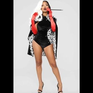 Cruella DeVil Costume